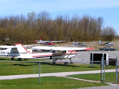 Parry Sound Area Municipal Airport