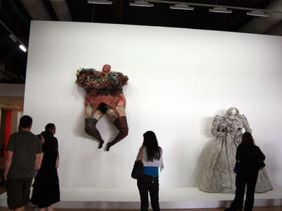 Part Of The Expositions In The Centre