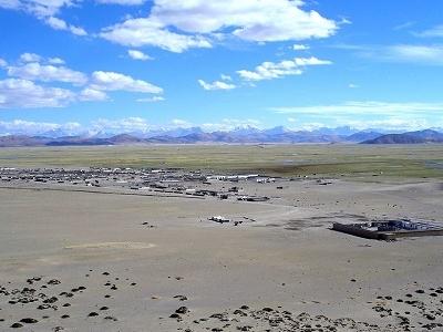 Paryang - Tibet Autonomous Region