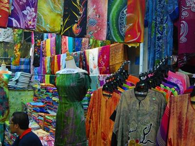 Pasar Payang - Kuala Terengganu