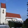 Pasching Parish Church, Upper Austria, Austria