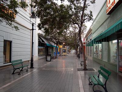 Paseo  Atocha  Promenade  2