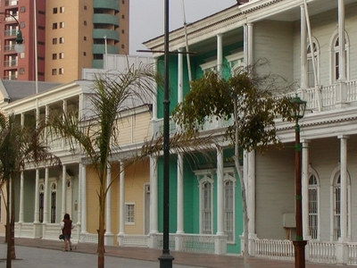 Baquedano Boulevard