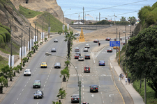 Paseo De La Republica At Miraflores