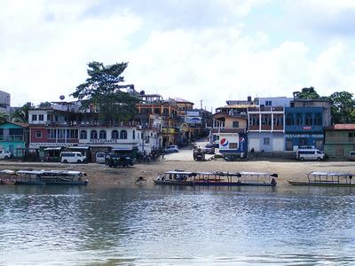 Pasión River - Guatemala