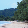 Pasir Pandak Beach - View