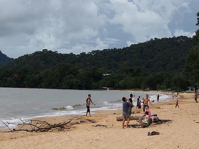 Pasir Pandak Beach