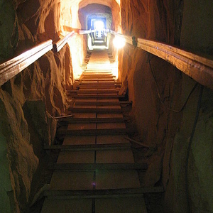 Passageway In The Meidum Pyramid
