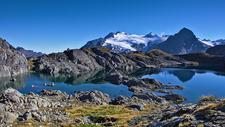 Pass Glacier @ Mount Aspiring NP - South Island NZ