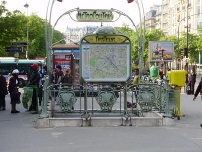 Pasteur Station