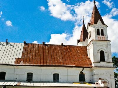 Pasvalys  Church