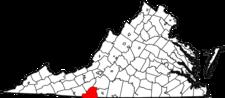 Patrick County