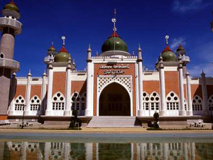 Pattani Mezquita Central