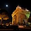 Patuxai At Night - Close-Up