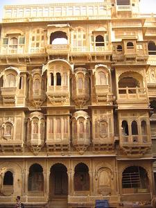 Patwon-Ki-Haveli - Jaisalmer