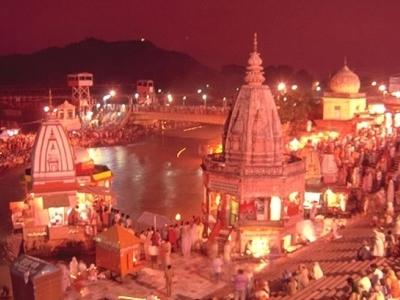 Pauri Temple