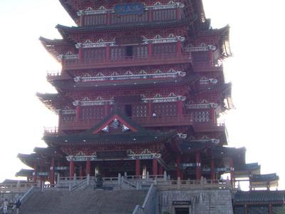 The Pavilion Of Prince Teng