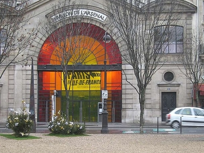 Pavillon De L'Arsenal