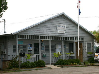 Pawleys Island, South Carolina Town Hall