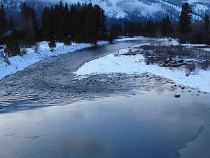 Payette río