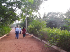 Pay Master Park Walkway - Matheran - Maharashtra - India
