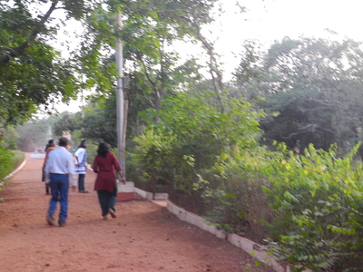Pay Master Park Walkway - Matheran - Maharashtra - India