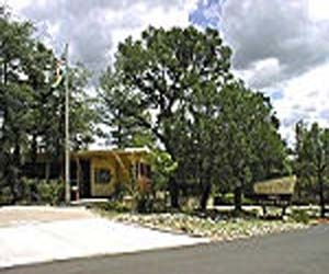 Payson Ranger Station - Arizona