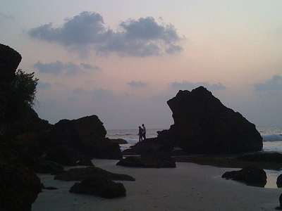 Payyambalam Beach Evening View