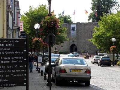 Rue Louis XI