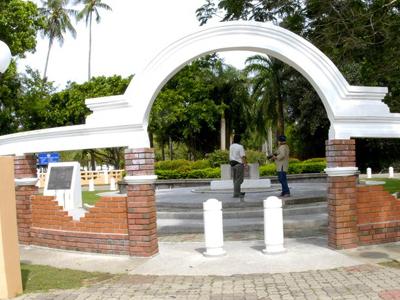 Peace Park At Layang-Layangan
