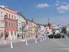 Peace Square In Svitavy