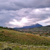 Peak 1 Seen From Silverthorne