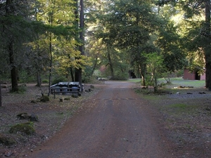 Pearch Creek Campground