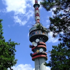TV Tower-Pécs