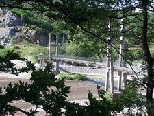 Pedestrian Bridge @ Pyli In Trikala