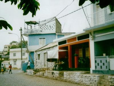 Pedra Badejo Rua Principal