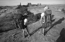 Peekaboo Trail - Canyonlands - Utah - USA