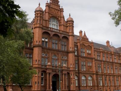 Peel Building Salford University