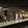 Peel Metro Station