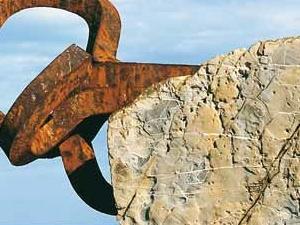 """Peine del Viento - """"Peine del Viento"""" escultura"""