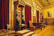 Peles Castle - Sinaia - Throne Hall
