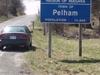 Pelham Place Sign