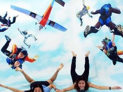 Penang 3D Trick Art Museum - George Town