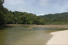 Penang National Park - View