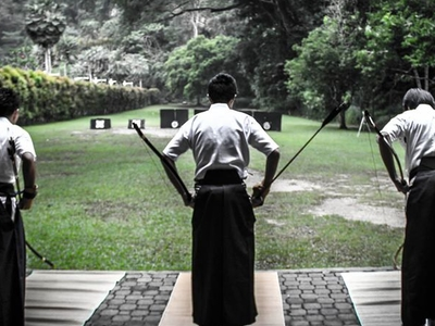 Penang Youth Park Archery Club - View