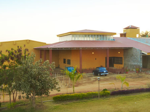 Pench Jungle Home
