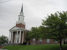 Pendleton Church