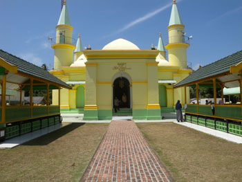 Tomb Of Raja Ali Haji