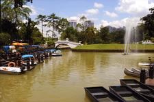 Perdana Botanical Gardens - Water