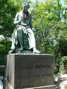 Dominique Vivant, Baron De Denon's Grave
